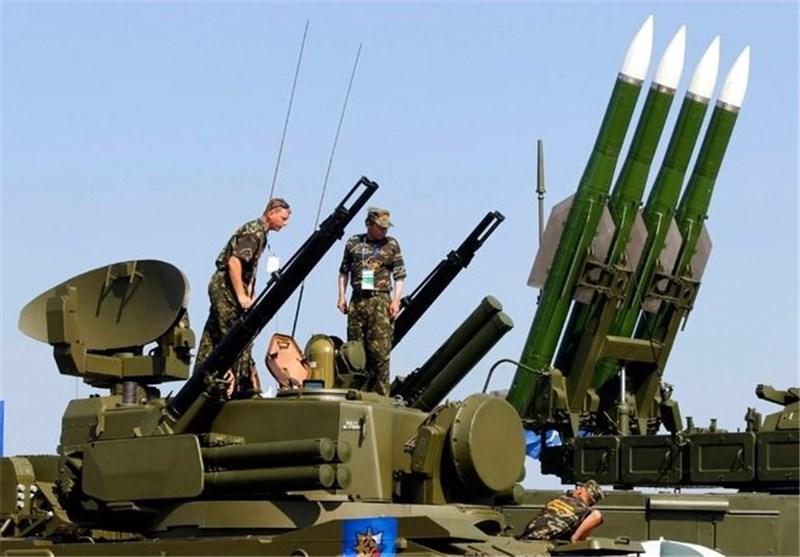 موشکهای اوکراینی