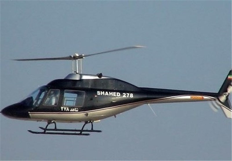 Iran to Test-Fly Home-Made Civilian Choppers
