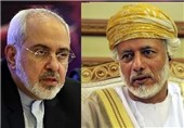 Iranian, Omani FMs Discuss Gaza Crisis
