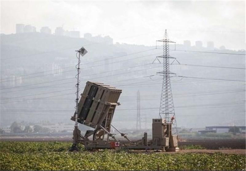"""جیش الاحتلال الصهیونی ینشر """"القبة الحدیدیة"""" فی المنطقة الشمالیة"""