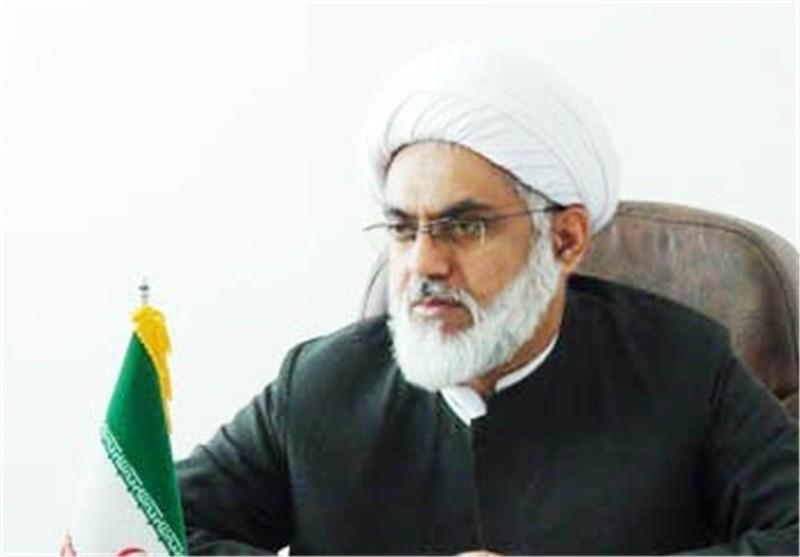حجت الاسلام علی عارفی امام جمعه موقت جیرفت