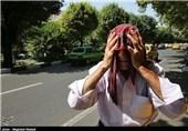 ارتفاع درجات الحرارة فی طهران تباغت أهالی العاصمة