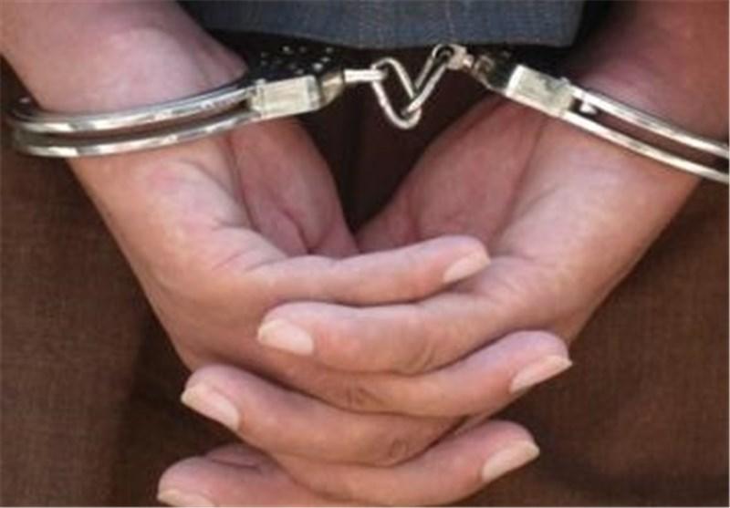 سارق خیابان بیستون رشت دستگیر شد