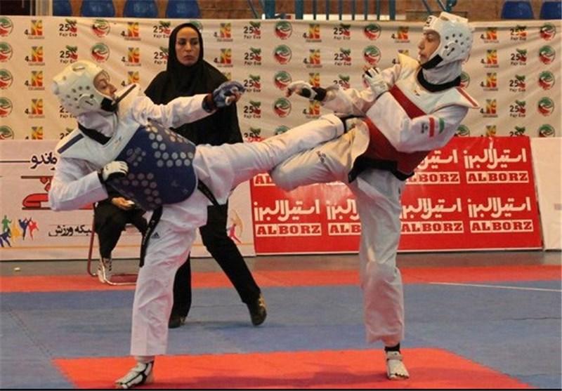 رقابتهای تکواندوی بانوان با حضور بیش از 600 ورزشکار در زنجان آغاز میشود