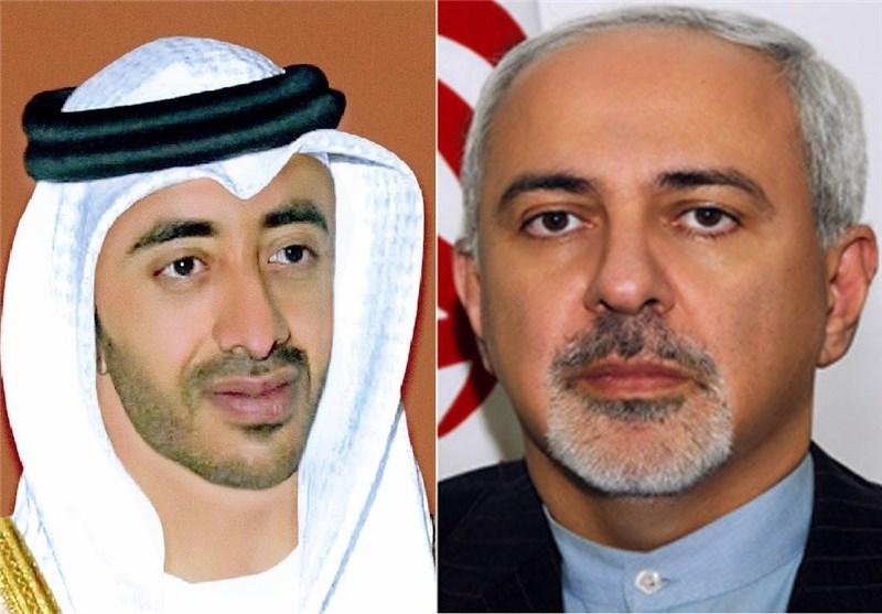 Iranian, Emirati FMs Hold Phone Talks
