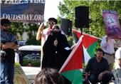 مسلمانان آمریکا مراسم عید فطر بایدن را تحریم کردند