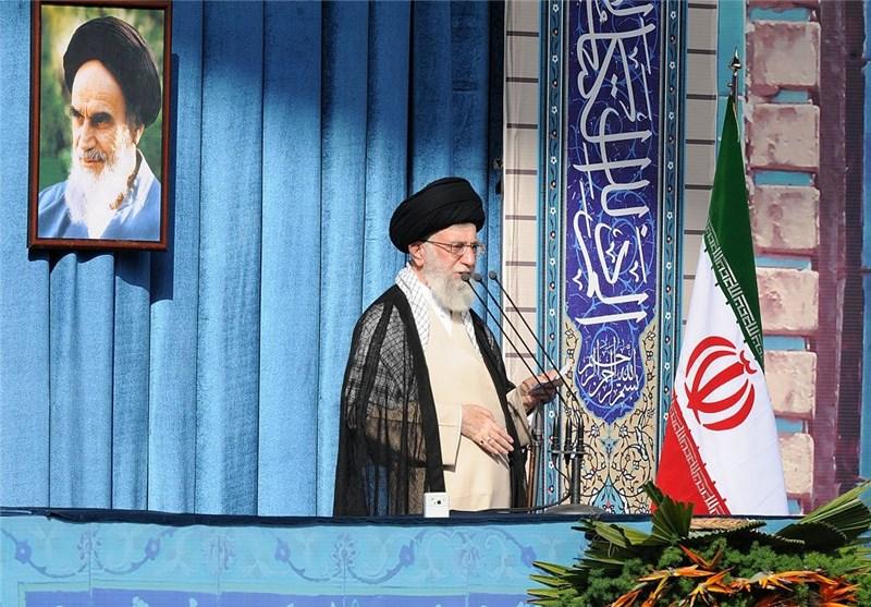 روسیا الیوم: آیت الله خامنهای خواستار مسلح کردن فلسطینیان شد