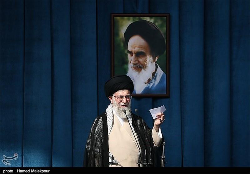 آسوشیتدپرس: رهبر ایران تجهیز غزه برای مبارزه با اسرائیل را خواستار شد