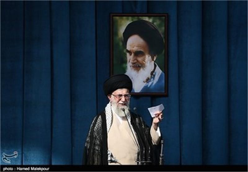 بیبیسی: رهبر ایران خواستار تسلیح فلسطینیها در غزه شد