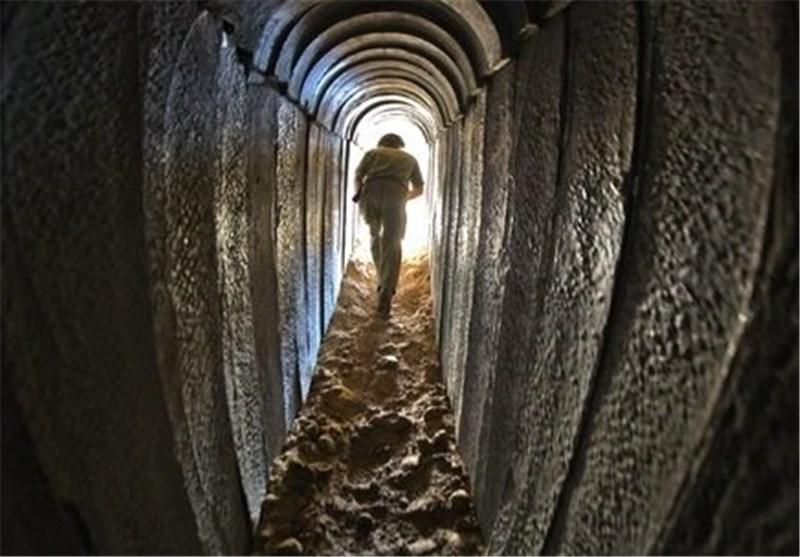 تونل غزه