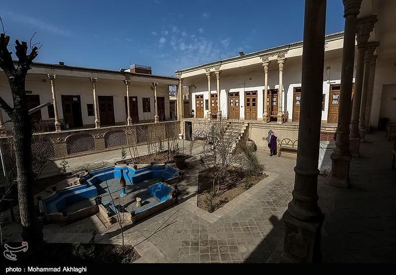 Yazdan Panah Historical House