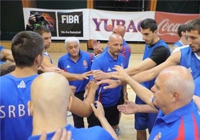 بسکتبال صربستان جورجویچ