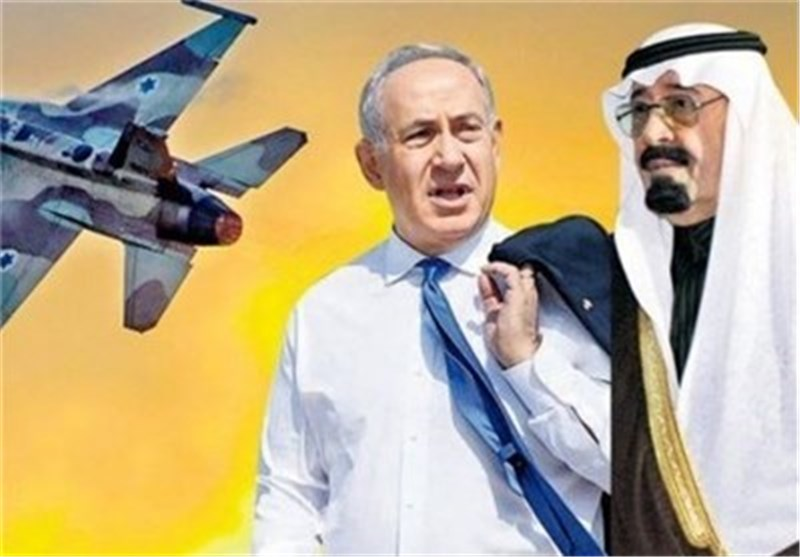 تحالف السعودية واسرائيل