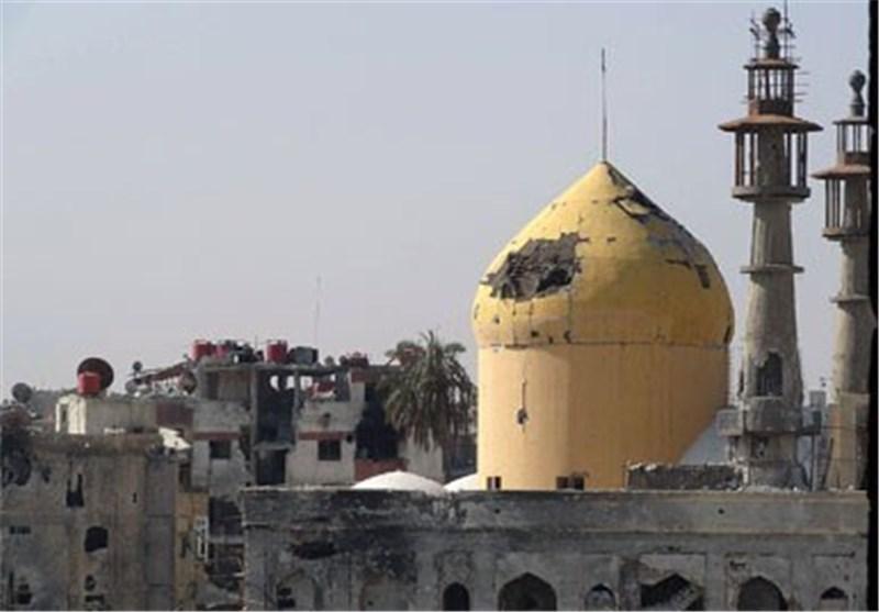 """اشتباکات بین الجیش السوری والمسلحین قرب مقام السیدة سکینة ( ع ) ومقتل قیادی فی """"جبهة النصرة"""""""