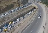 ترافیک امروز محور کندوان 4