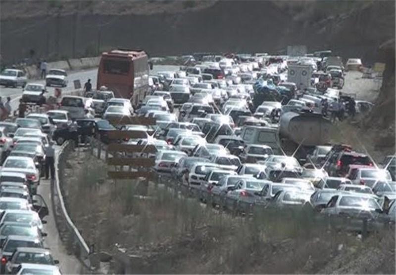 ترافیک امروز محور کندوان 6