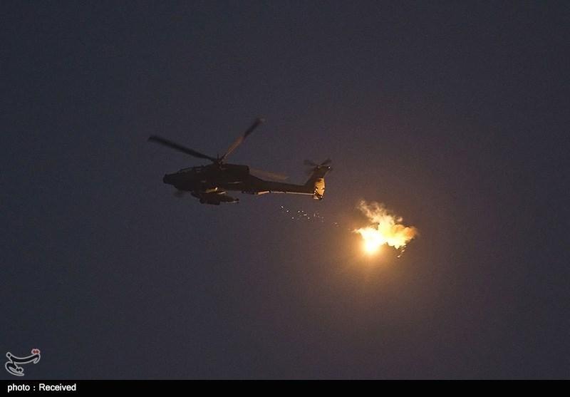 رژیم صهیونیستی شمال نوار غزه را موشک باران کرد