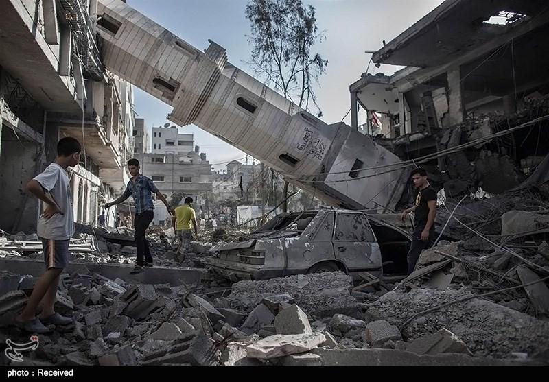 ادامه تجاوز رژیم صهیونیستی به نوار غزه