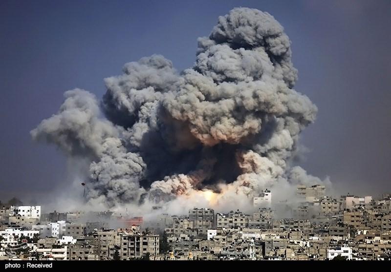 Siyonist Rejim Gazze'ye Saldırmaya Devam Ediyor
