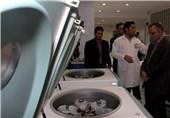 طراحی و تولید سانتریفیوژ بانک خون برای نخستین بار در کشور