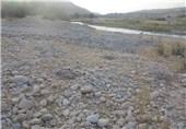 تخریب منابع طبیعی در حاشیه رودخانه بشار یاسوج1