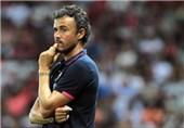 انریکه: بارسلونا باید از شکست در الکلاسیکو درس بگیرد/ میان بارسا و رئال تفاوت زیادی نبود