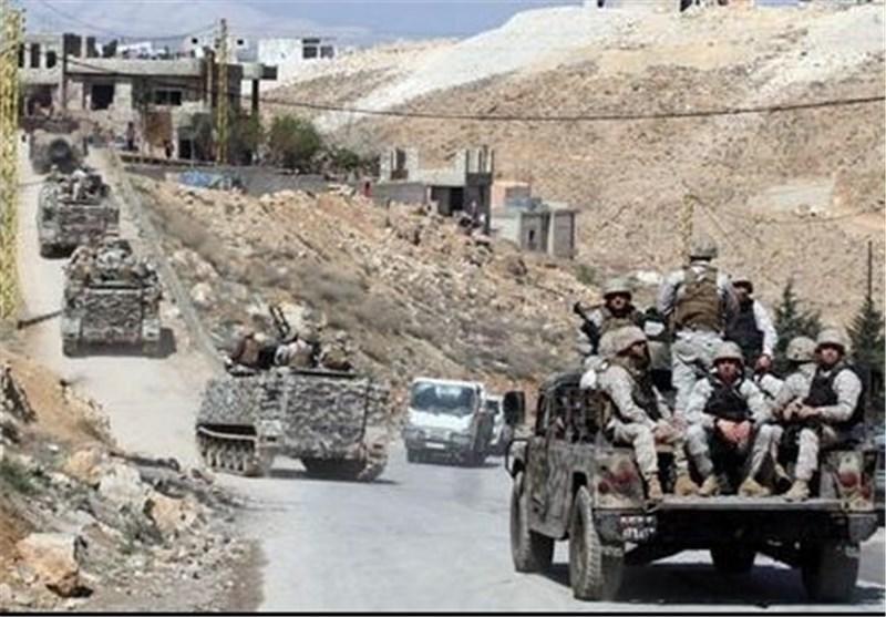 هجمات انتحاریة تستهدف الجیش اللبنانی أثناء مداهمته فی عرسال
