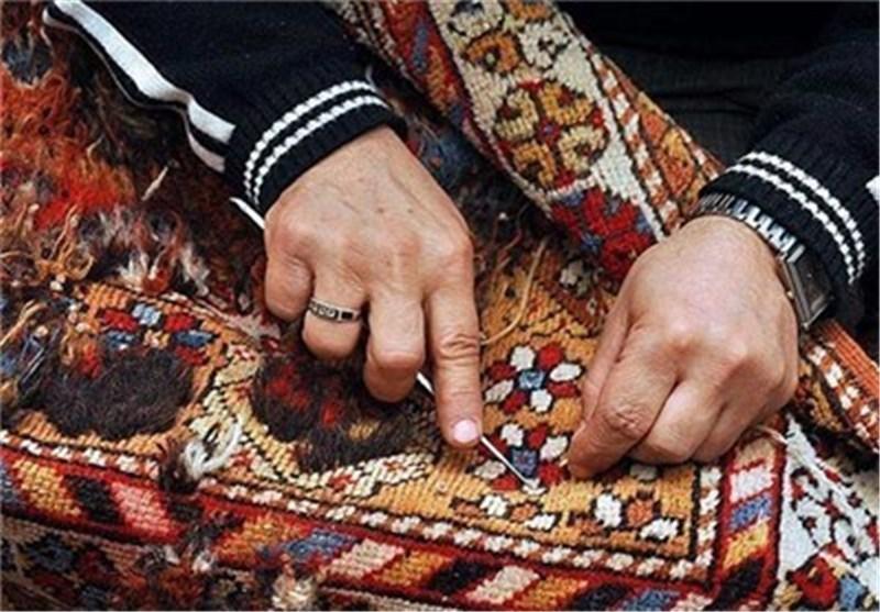 لرستان  نمایشگاه و بازارچه دائم صنایع دستی در شهرستان دلفان راهاندازی شد