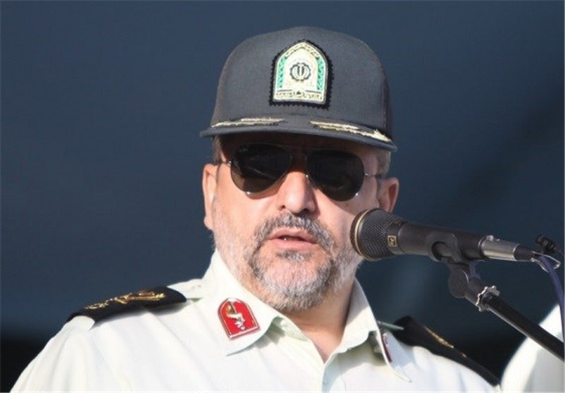 Iran's Police Chief Rejects Speculations about Cause of Recent Plane Crash