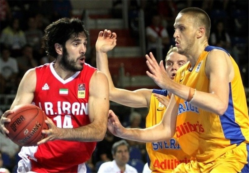 Iran Basketball Team to Face Philippines at Asian Games
