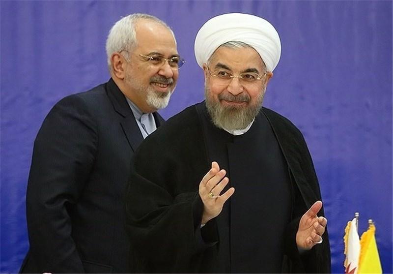 روحانی: امروز درباره نتیجه سفر ظریف به فرانسه جلسه داریم