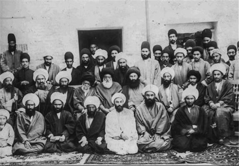 Image result for علمای مشروطه نجف