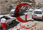 4000 امدادگر در طرح نوروزی هلال احمر کرمانشاه حضور دارند