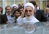 ناطق نوری به راهپیمایان تهرانی پیوست