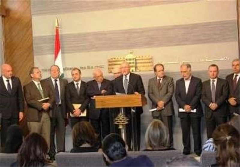 رئیس الحکومة اللبنانیة: لا مهادنة ولا حلول سیاسیة مع التکفیریین الارهابیین
