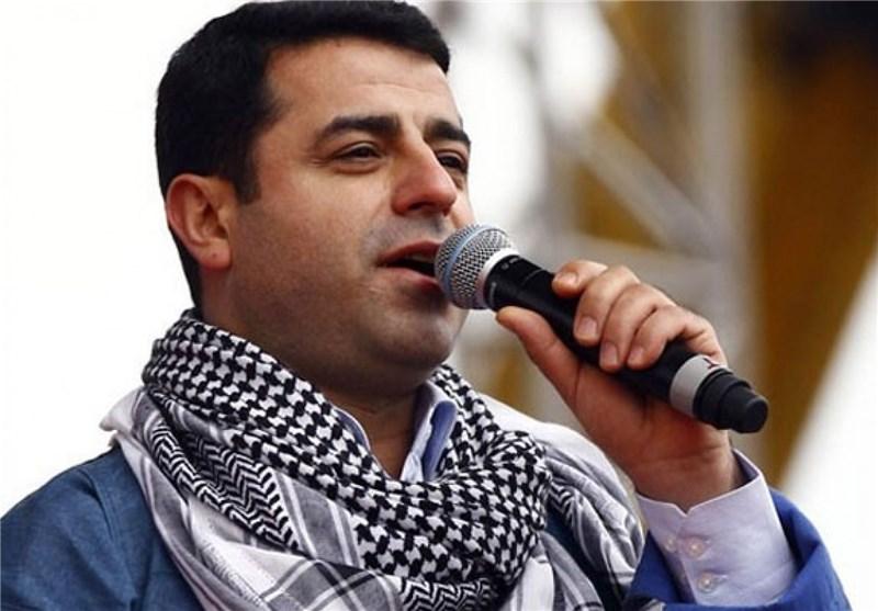 «صلاحالدین دمیرتاش» رسماً نامزد انتخابات ریاست جمهوری ترکیه شد