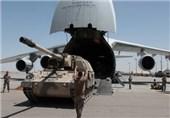 ادامه انهدام عامدانه تجهیزات نظامی همزمان با خروج آمریکا از افغانستان