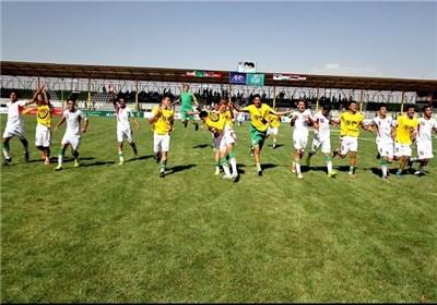 Iran Beats Tajikistan in AFC Under-14 Football Festival