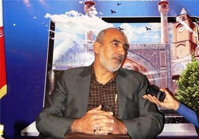 محمدرضایی غرفه تسنیم اصفهان
