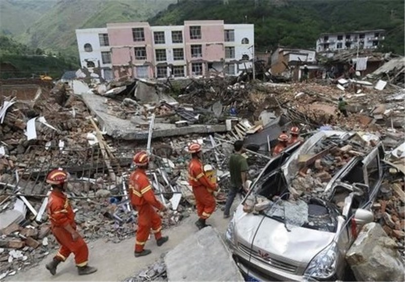 Eight Dead, 1,500 Homes Destroyed in China Quake
