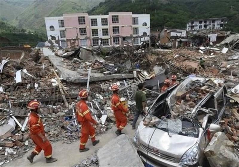 China Earthquake Kills 12, Injures 134
