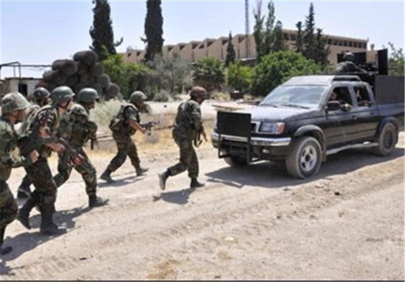 قوات الجیش السوری تحبط محاولة تفجیر انتحاری فی حمص وهلاک 30 مسلحاً فی درعا