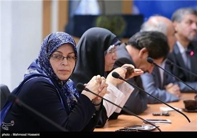 لقاء اعضاء مجلس تنسیق جبهة الاصلاحات بممثل الامم المتحدة فی طهران
