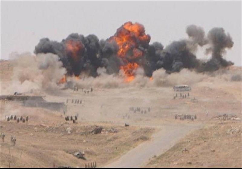"""تدمیر مقرات """"لداعش"""" فی الرقة وعودة الاتصالات إلى مدینة """"درعا"""" جنوب سوریا"""
