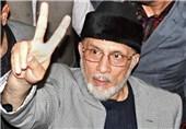 «طاهرالقادری» وارد پاکستان شد