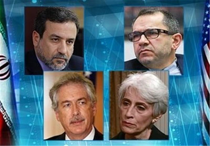 انتهاء المحادثات النوویة الثنائیة بین ایران وامریکا فی جنیف