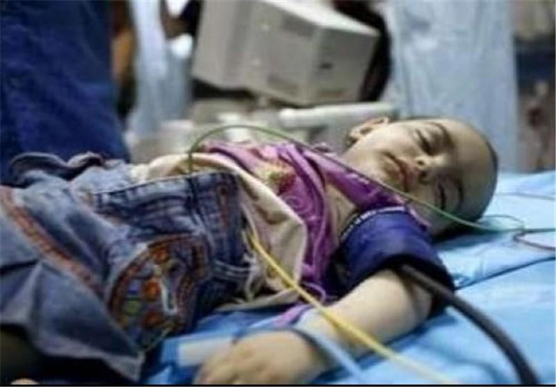 مستوطن صهیونی یدهس طفلة فی الخلیل ویلوذ بالفرار