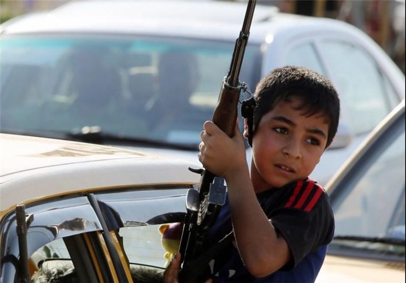 داعش چگونه کودکان انتحاری تربیت میکرد؟ + عکس و فیلم