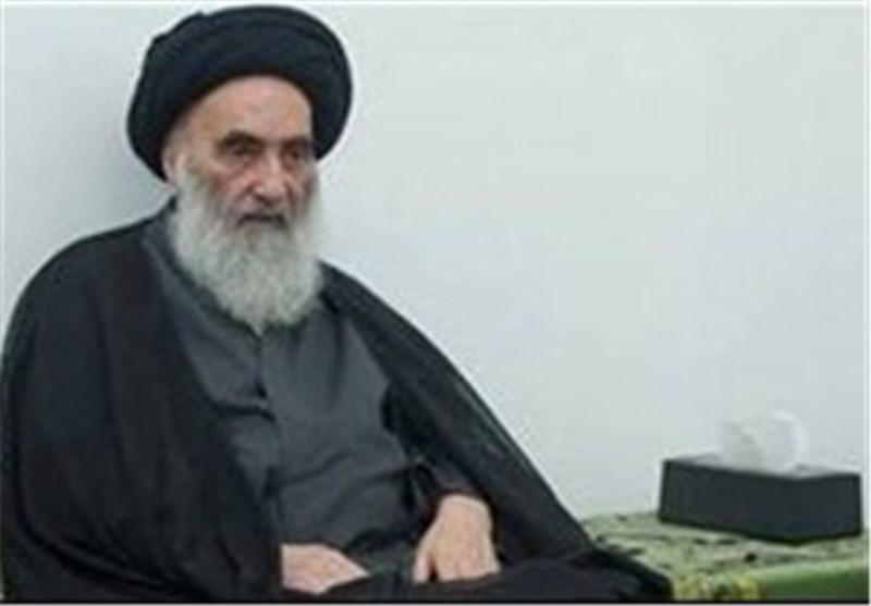 مساعد وزیر الداخلیة الایرانی یلتقی آیة الله السیستانی