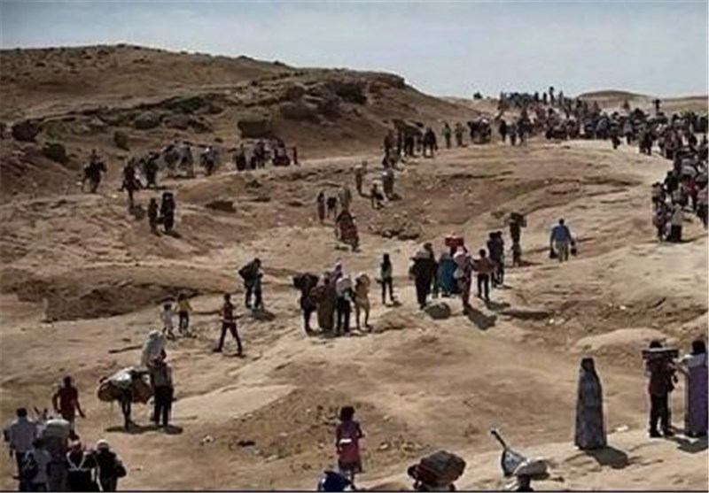 Kurdish Forces Kill 300 ISIL Terrorists, Free 28 Villages in Sinjar